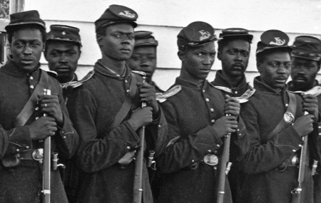 The First Memorial Day: Celebrating Fallen American Soldiers & the Freed Slaves Who Honored Them