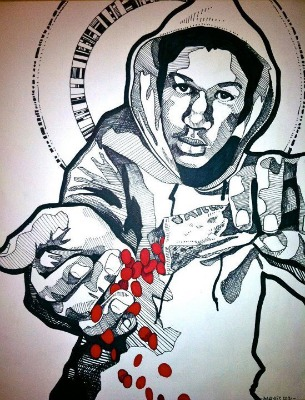 In Trayvon Martin's Name: Words, Art and Music Inspired By the Death of the Son We All Call Our Own