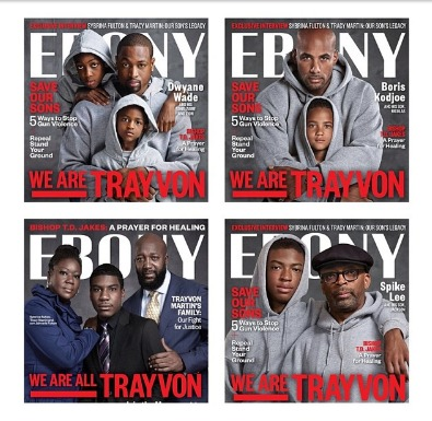 EBONY's 'We Are Trayvon Martin' Covers: Spike, D Wade, Boris Kodjoe Pay Tribute