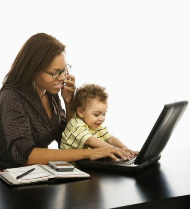 More Moms Cutting Maternity Leave Short Because, Well, We Need To Get the Dollar Bills, Y'all.