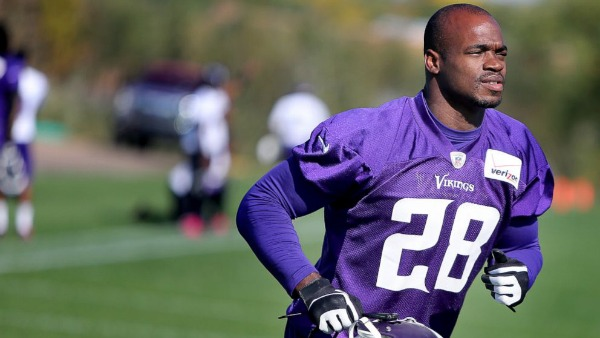 Adrian Peterson_Death of Son