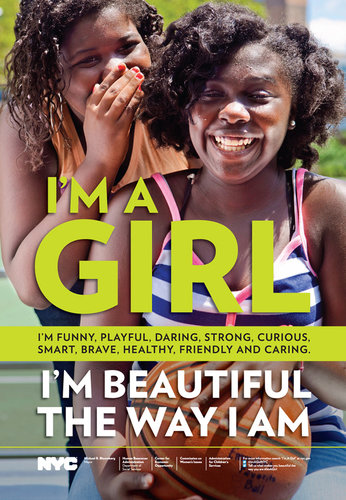 'I Am Beautiful the Way I Am': NYC Girls Project Encourages Self-Esteem For Tweens