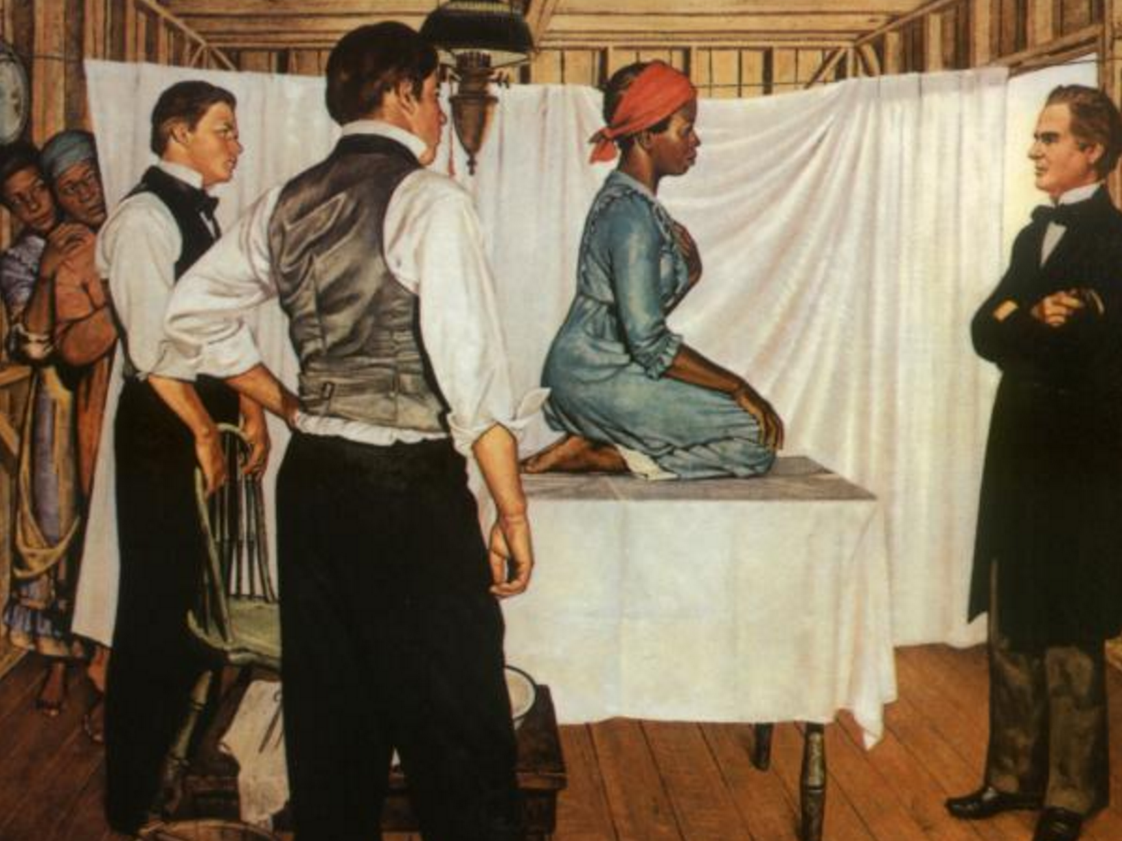 Our Unsung Mothers Of Modern Gynecology How White History